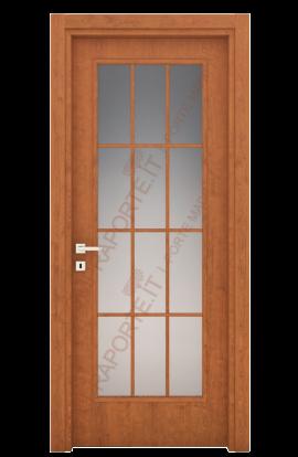 Porta a vetro all'inglese mod.113 VI